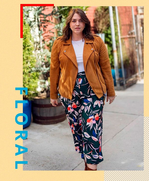 Maxey Greene - calça-floral - estampas - inverno - street-style