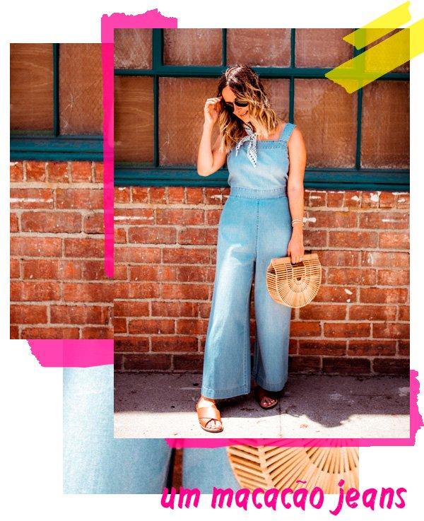it-girl - macacão-jeans - jeans - verão - street-style