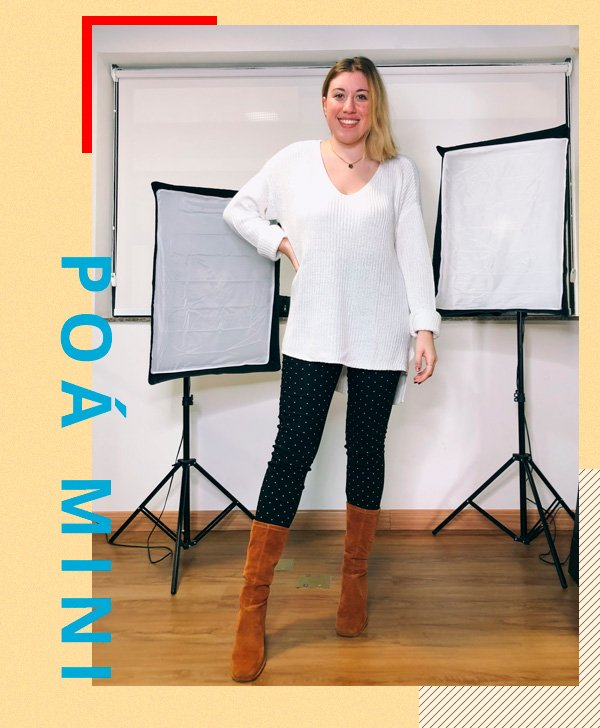 Giulia Coronato - calça-poa - estampas - inverno - street-style