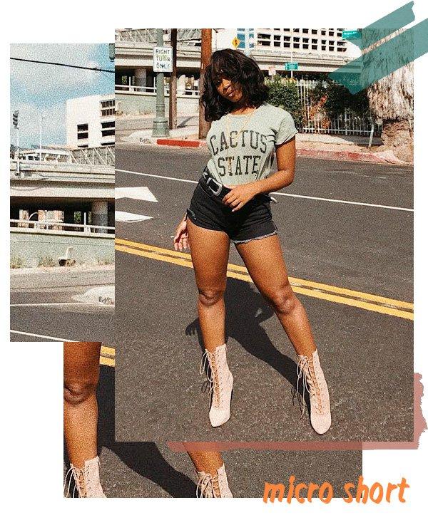 Normani - t-shirt - t-shirt - verão - street-style