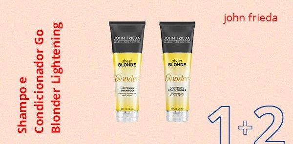 shampoo - john frieda - produto - testado - aprovado