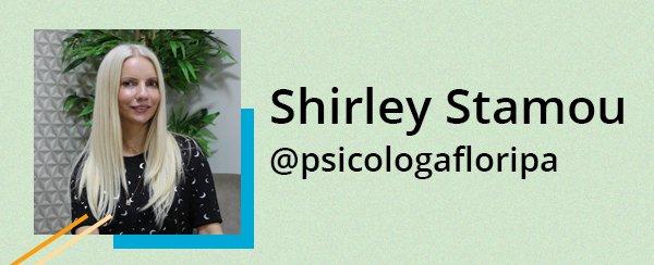 Shirley Stamou - depressão - setembro amarelo - depoimento - comportamento