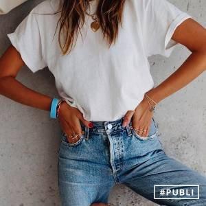 Desafio Hering: 7 dias de jeans e camiseta branca