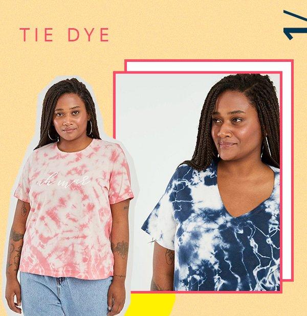 tie dye - publi - ashua - looks - plus size