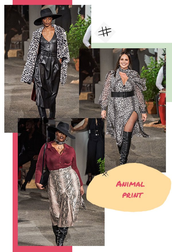 It girls - Tommy Hilfiger - Animal print - Inverno - Runaway
