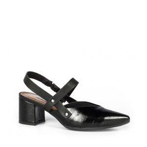 Sapato Dakota  Scarpin Tiras Preto