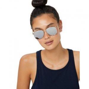 Óculos De Sol Metal Aviador
