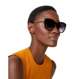 Óculos De Sol Haste Torcida