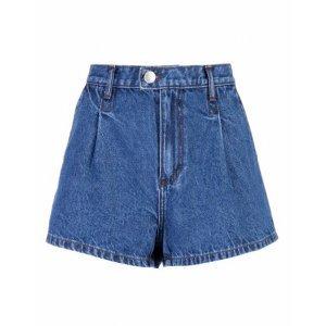 Shorts Jeans Com Pregas