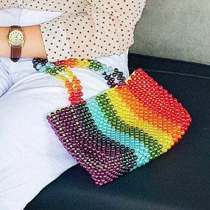 Tote Rainbow - U Multicolorido