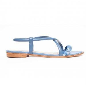 Sandalia Like A Rainbow Azul - 37 Azul