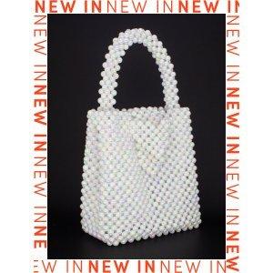 Bucket Snow Heart - U Branco