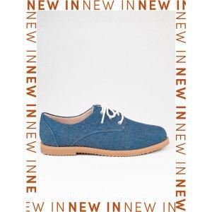 Sapato Oxford Cosmo Jeans - 46 Cinza