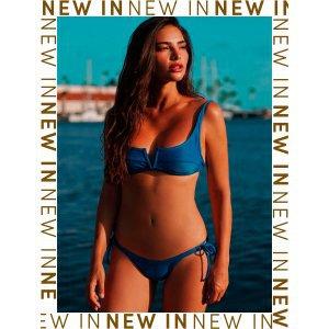 Bikini Lana Azul Cobalto - M Azul