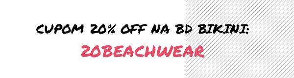 It girls - Beachwear - Cupom de desconto - Verão - Street Style