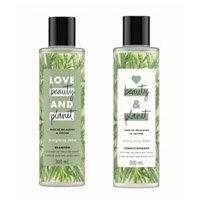 Shampoo Love Beauty And Planet Energizing Detox 300ml + Condicionador Love Beauty And Planet Energizing Detox 300ml