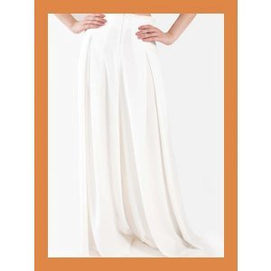 Calça Pantalona Sá - 38 Branco