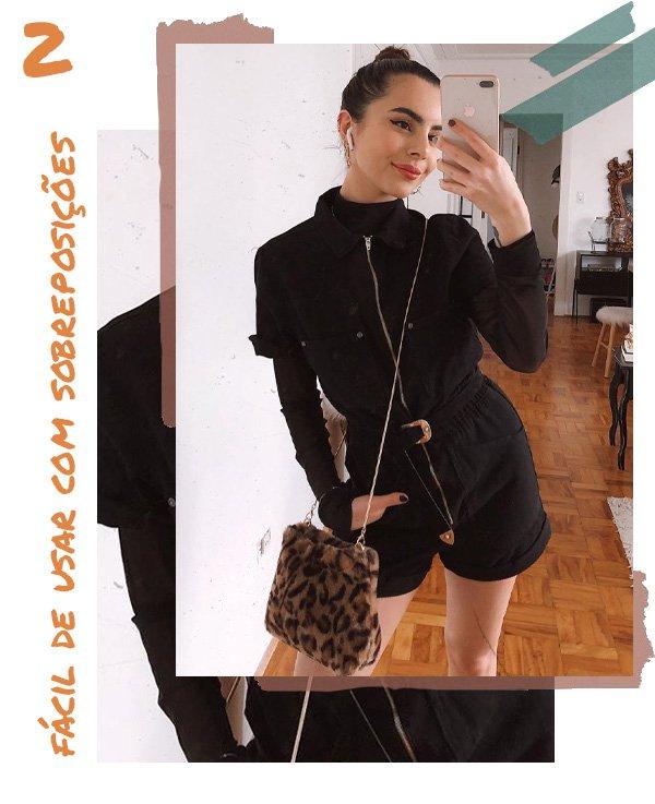Giovanna Ferrarezi -      - macaquinho - verão - street style