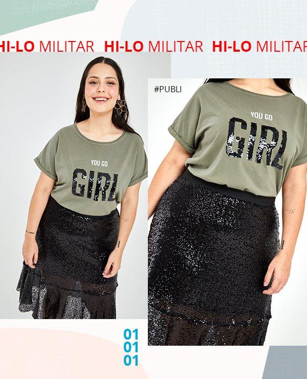 look - hi lo - militar - publi - ashua