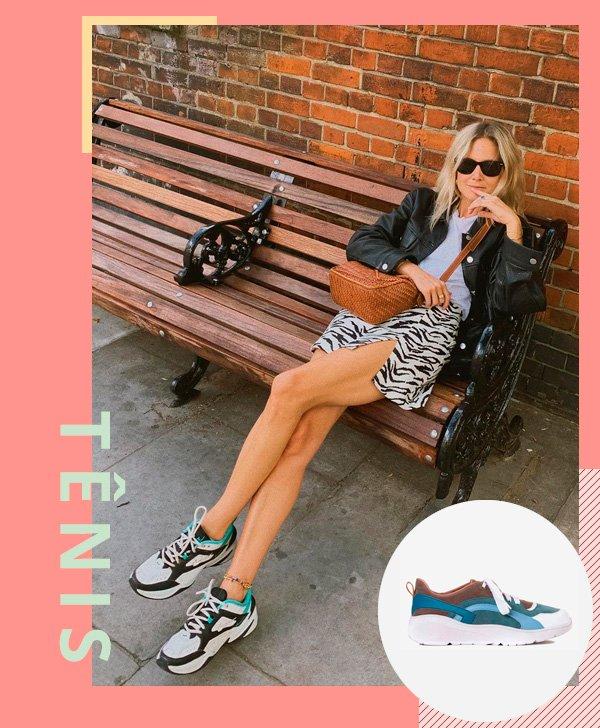 Lucy Williams - saia-de-zebra - tênis - verão - street-style