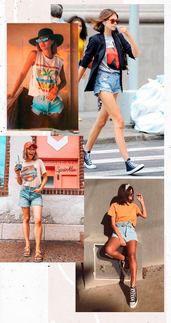 it-girl - t-shirt-e-jeans - jeans - verão - street-style