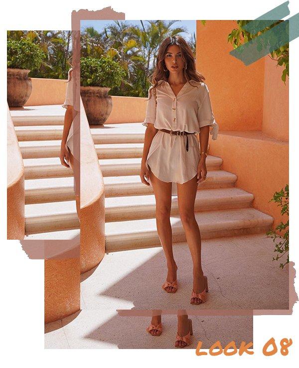It girl - Camisa - Fim de ano  - Verão - Street Style