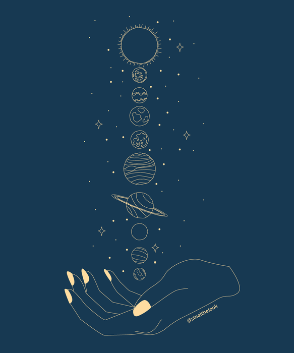 Astrologia - Iniciantes  - Planetas - Primavera - Street Style