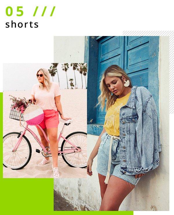 Alex Michael May - shorts - shorts - verão - street-style