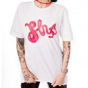 Camiseta Chiclé Off White - P Off White