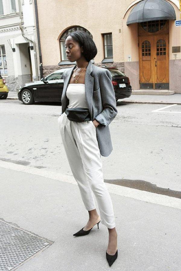 Sylvie Mus -       - blazer - verão - street style