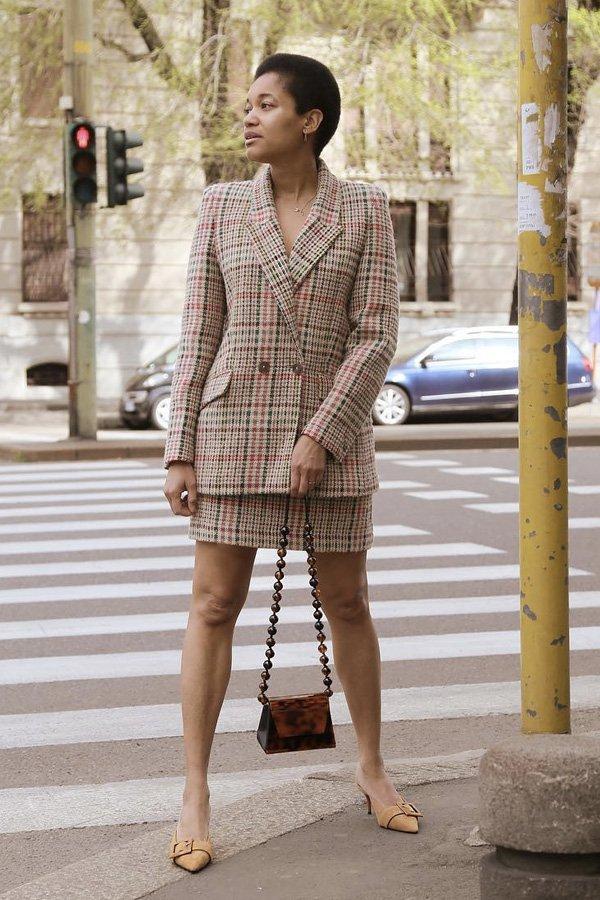 Tamu Mcpherson -      - blazer - verão - street style
