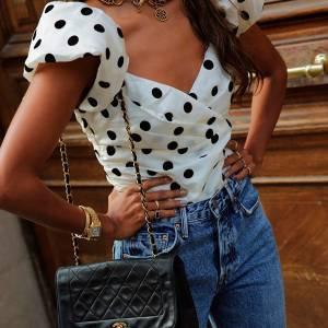 As blusas que deixam qualquer jeans mais elegante