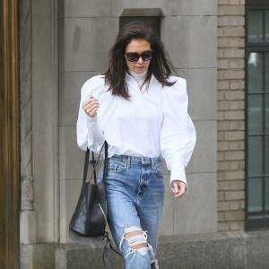 10 looks que fizeram Katie Holmes se tornar a nossa nova fashion icon
