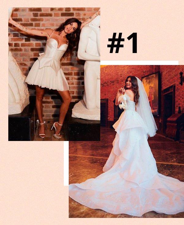 Thaila Ayala - vestido-de-noiva - noiva - verão - street-style