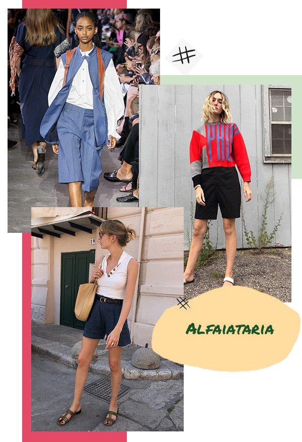 It girls - Bermuda - Alfaiataria - Primavera - Street Style