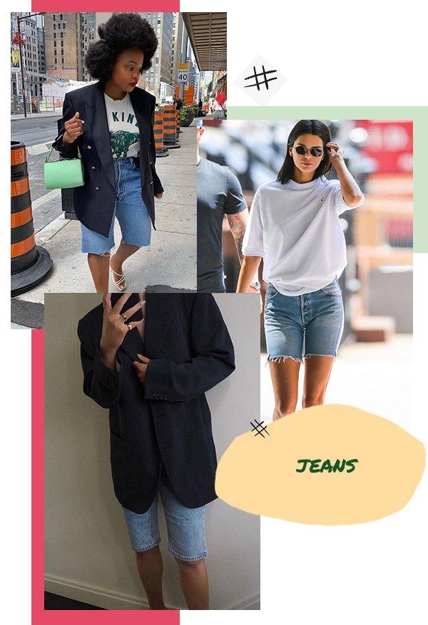 It girls - Bermuda - Jeans - Primavera - Street Style