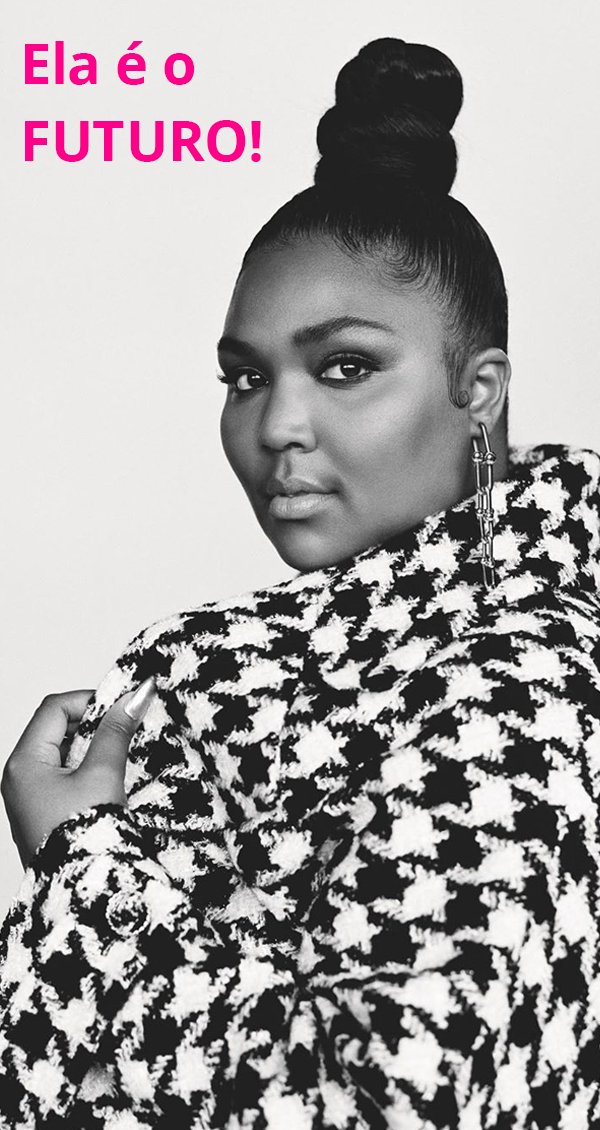 Lizzo - plus size - celebridades - pop - looks