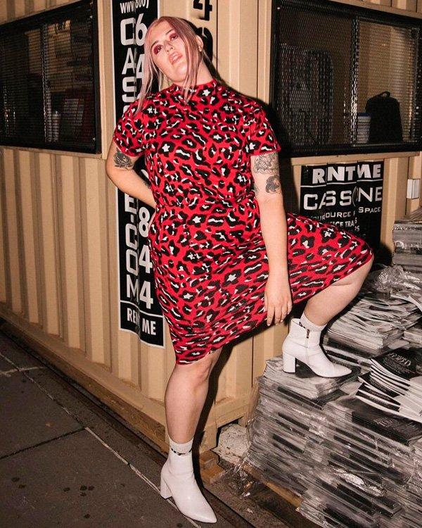 Tayler Smith - vestido-e-bota - vestidos - verão - street-style