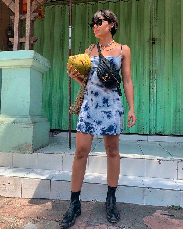 María Bernard - vestido-e-bota - vestidos - verão - street-style