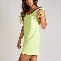 VESTIDO NEON AND ON FEMININO