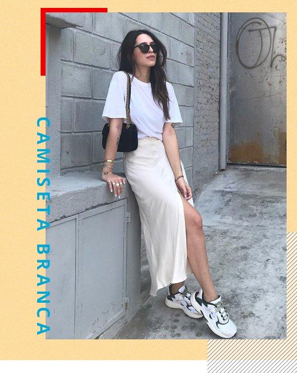 Vic Hollo -      - camiseta branca - verão - street style