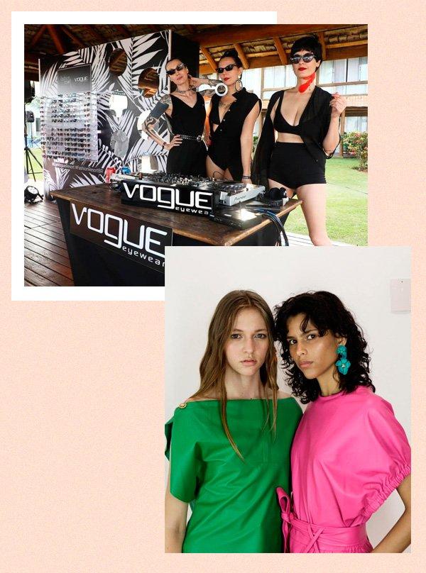 fashion resort - vogue eyewear - evento - verão - Bahia