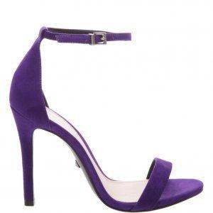 Sandã¡lia Schutz Gisele Purple   Outstore
