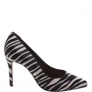 Scarpin Schutz Zebra Print | Outstore