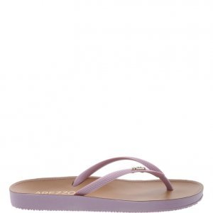 Chinelo Arezzo Beach Chic Fun Lilac | Outstore