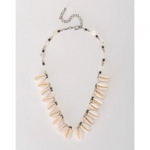 Colar Búzios E Beads