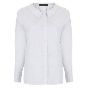 Camisa Oversized Franzido Costas