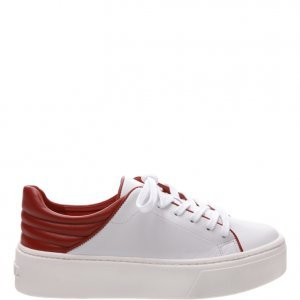 Tênis Schutz S-Oxy Red And White | Outstore