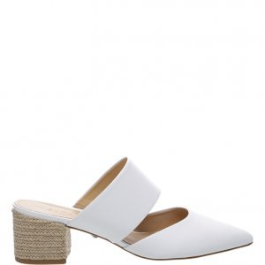Mule Schutz Natural White | Outstore