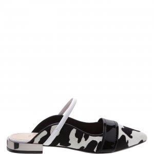Schutz Schutz Flat New-S Girlie Zebra P&b | Outstore